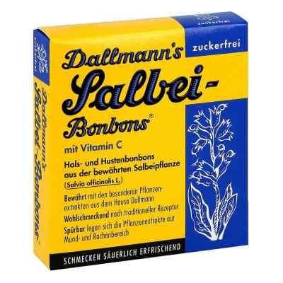 Dallmann's Salbeibonbons zuckerfrei