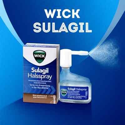 WICK Sulagil Halsspray  bei Apotheke.de bestellen