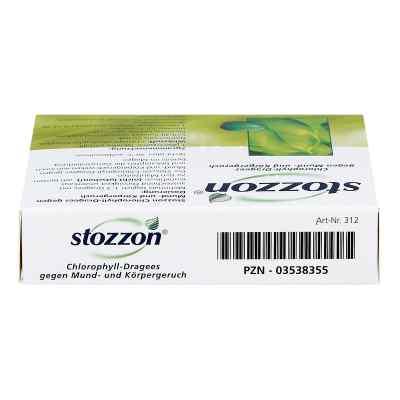 Stozzon Chlorophyll-Dragees gegen Mund- und Körpergeruch  bei Apotheke.de bestellen
