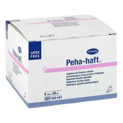 Peha Haft Fixierbinde latexfrei 6 cmx20 m  bei Apotheke.de bestellen