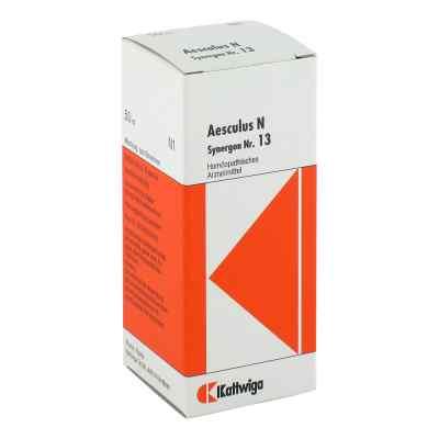 Synergon 13 Aesculus N Tropfen  bei Apotheke.de bestellen