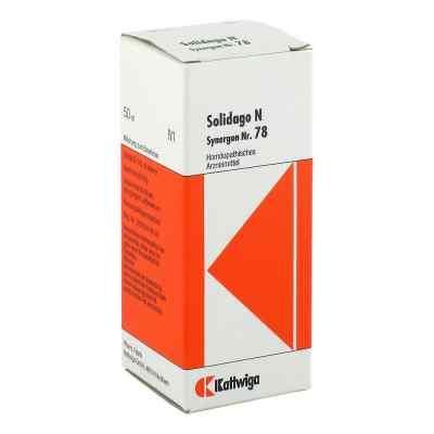 Synergon 78 Solidago N Tropfen  bei Apotheke.de bestellen