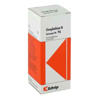 Synergon 96 Gnaphalium N Tropfen  bei Apotheke.de bestellen