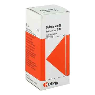 Synergon 100 Gelsemium N Tropfen  bei Apotheke.de bestellen