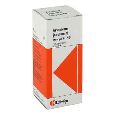 Synergon 48 Arsenum jodatum N Tropfen  bei Apotheke.de bestellen