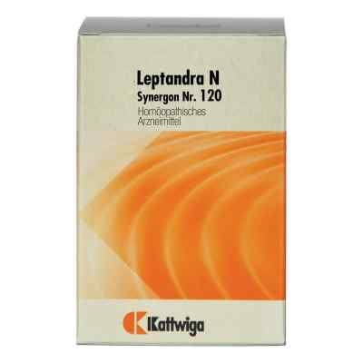 Synergon 120 Leptandra N Tabletten  bei Apotheke.de bestellen