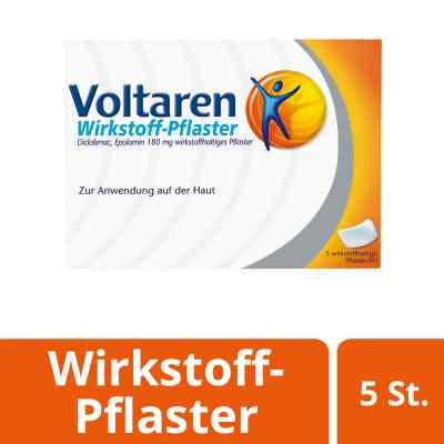 Voltaren Wirkstoff-Pflaster  bei Apotheke.de bestellen
