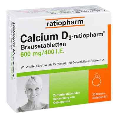 Calcium D3-ratiopharm 600mg/400 I.E.  bei Apotheke.de bestellen