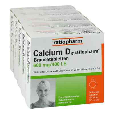 Calcium D3-ratiopharm 600mg/400 internationale Einheiten  bei Apotheke.de bestellen