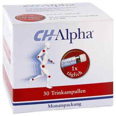 Ch Alpha Trinkampullen  bei Apotheke.de bestellen