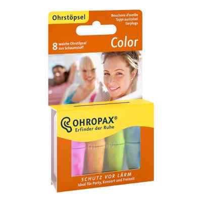 Ohropax Color Schaumstoff Stöpsel  bei Apotheke.de bestellen
