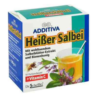 Additiva Heisser Salbei+vit.c Pulver