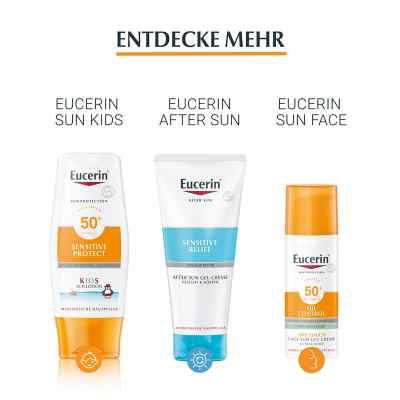Eucerin Sun Sensitive Protect Lotion Extra Light LSF 30  bei Apotheke.de bestellen