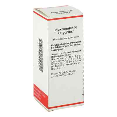 Nux Vomica N Oligoplex Liquidum  bei Apotheke.de bestellen