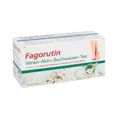 Fagorutin Venen-aktiv-buchweizen-tee Filterbeutel  bei Apotheke.de bestellen