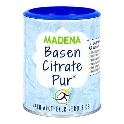 Basen Citrate Pur Pulver nach Apotheker Rudolf Keil  bei Apotheke.de bestellen