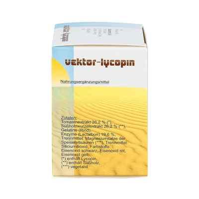 Vektor Lycopin Kapseln  bei Apotheke.de bestellen