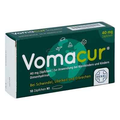 Vomacur 40mg  bei Apotheke.de bestellen