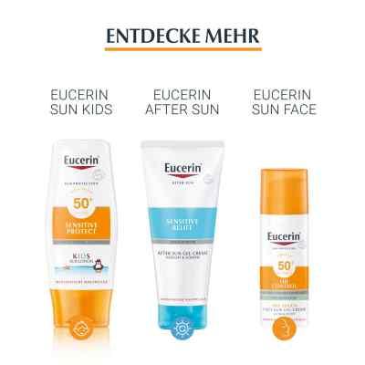 Eucerin Sun Sensitive Protect Lotion Extra Light LSF 50+  bei Apotheke.de bestellen