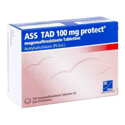 ASS TAD 100mg protect