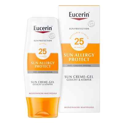 Eucerin Sun Allergie Schutz Creme-gel Lsf 25  bei Apotheke.de bestellen