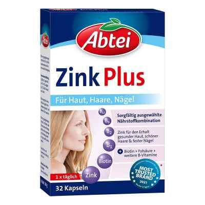 Abtei Zink Plus Nährstoff Kapseln  bei Apotheke.de bestellen