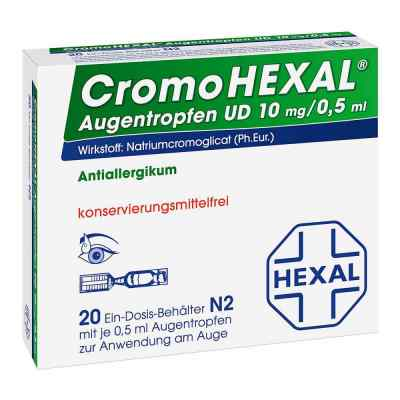 CromoHEXAL Augentropfen UD  bei Apotheke.de bestellen