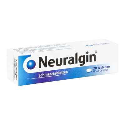 Neuralgin Schmerztabletten 250mg/200mg/50mg  bei Apotheke.de bestellen