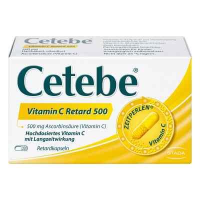 Cetebe Vitamin C Retardkapseln 500 mg  bei Apotheke.de bestellen