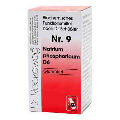 Biochemie 9 Natrium phosphoricum D6 Tabletten  bei Apotheke.de bestellen