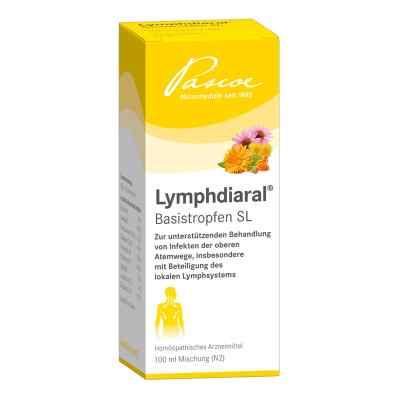 Lymphdiaral Basistropfen Sl  bei Apotheke.de bestellen