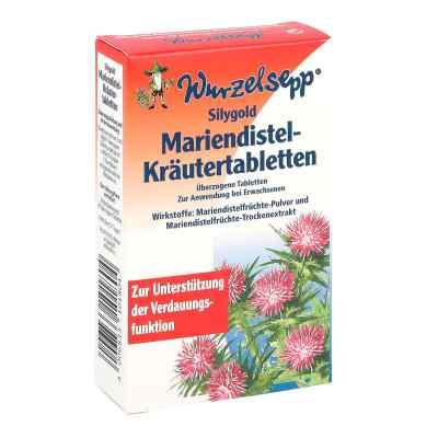 Wurzelsepp Mariendistel-Kräutertabletten  bei Apotheke.de bestellen