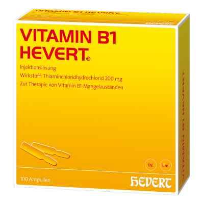 Vitamin B1 Hevert Ampullen  bei Apotheke.de bestellen