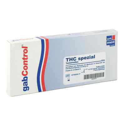Drogentest Thc 20 spezial Teststreifen  bei Apotheke.de bestellen