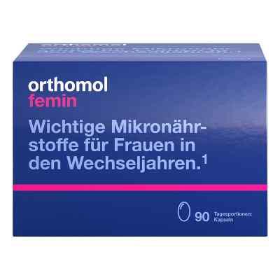 Orthomol Femin Kapseln  bei Apotheke.de bestellen