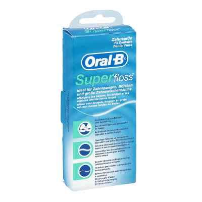 Oral B Zahnseide Superfloss  bei Apotheke.de bestellen
