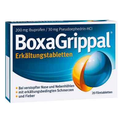 Boxagrippal 200 mg/30 mg Filmtabletten bei Apotheke.de bestellen