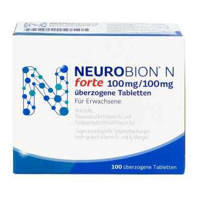 Neurobion N forte überzogene Tabletten  bei Apotheke.de bestellen