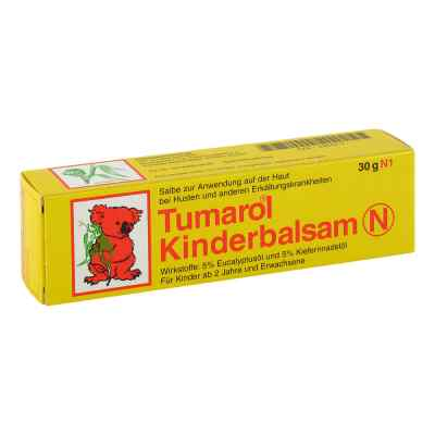 Tumarol Kinderbalsam N  bei Apotheke.de bestellen