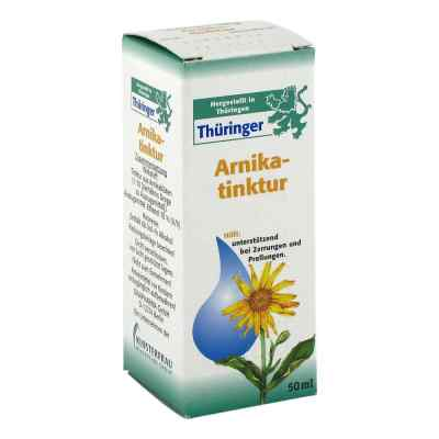 Thüringer Arnikatinktur  bei Apotheke.de bestellen