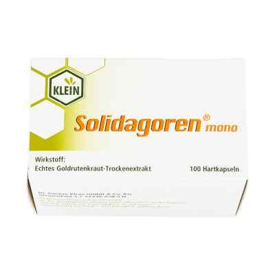 Solidagoren mono Hartkapseln  bei Apotheke.de bestellen