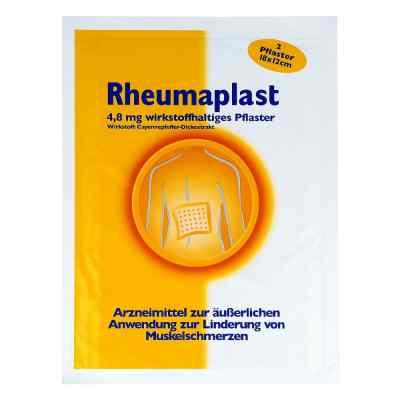 Rheumaplast 4,8mg Wirkstoffhaltiges Pflaster  bei Apotheke.de bestellen