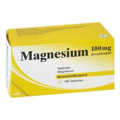 Magnesium 100 mg Jenapharm Tabletten  bei Apotheke.de bestellen