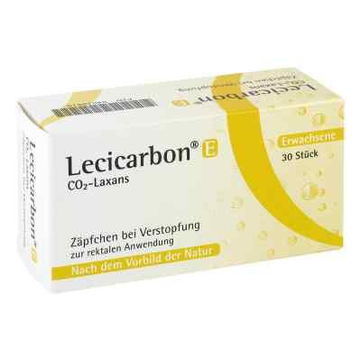 Lecicarbon E CO2-Laxans für Erwachsene  bei Apotheke.de bestellen
