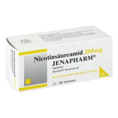 Nicotinsäureamid 200 mg Jenapharm Tabletten  bei Apotheke.de bestellen