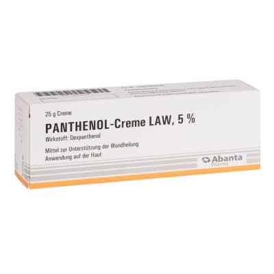 Panthenol-Creme LAW 5%  bei Apotheke.de bestellen