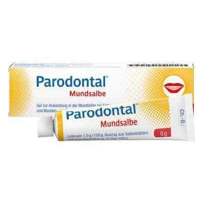 Parodontal Mundsalbe  bei Apotheke.de bestellen
