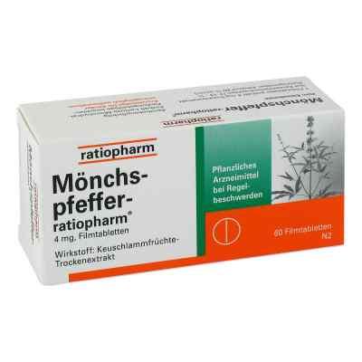 MÖNCHSPFEFFER-ratiopharm 4mg  bei Apotheke.de bestellen