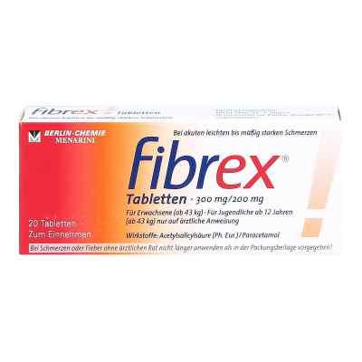 Fibrex 300mg/200mg