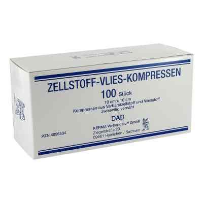 Zellstoff Vlies Kompressen 10x10cm unsteril  bei Apotheke.de bestellen